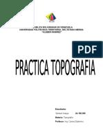 Informe Topografico Practica 3 Teodolito Freddy
