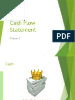 Week 11 F2016 Chapter 5 Cashflow Statement