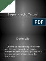 Sequenciação Textual