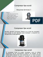 Compresor Scroll