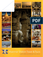 Myanmar Shalom Brochure