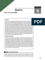 3. Mechanical Sensors and Actuators
