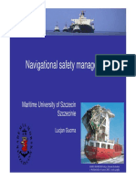 Navigation Safety