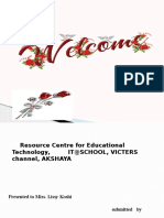 PPt- IT@School, Akshaya,Victer