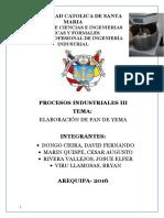 Informe Pan