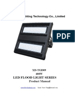 400wphilipsledfloodlightspecification