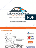 I-49 Connector - 11 30 2016 Open House Presentation