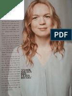 Linda Mode Magazine 2015 Schisis Marleen Hartog