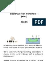 BJT Basics