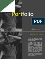 2016 Portfolio Presentation