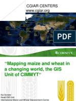 Aagw2010 June 09 Kai Sonder Mapping Maize and Wheat in a Changing World Cimmyt