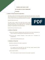 Nursing Care Plan of Client