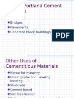 Concrete Technology Ppt
