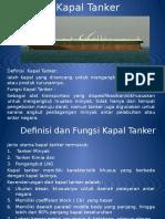 MG 2 Tanker ( Definisi & Pembagian Ruangan )