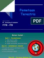 PEMETAAN_TERESTRIAL