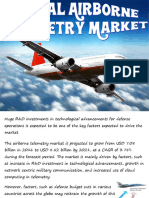 Global Airborne Telemetry Market
