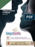 Sampraharsha 2016