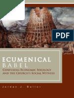 Ecumenical Babel