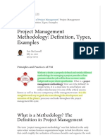 -06 orig - Article - Project Management Methodology- Definition, Types, Examples.pdf
