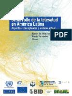 Desarrollo de La Telesalud en Ámerica Latina, Aspectos Conceptuales y Estado Actual