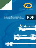 Catálogo Cardan Braz