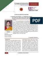 d. Madhavi Latha Murthy 249-255