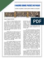 Una librería en Madrid (Lectura+Actividades)