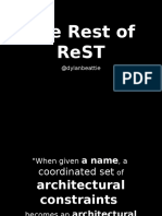 The Rest of REST - NDC Oslo 2015