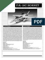F/A-18C Hornet 1:48