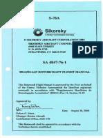 Flight Manual S-76A