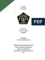 hawoOsteomyelitis-referat