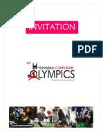 Invitation 2014