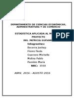 Proyecto Estadistica Final