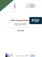 SDA-NATOConferenceProgrammeFINAL