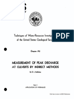 Measurement of peak discharge at culverts by indirect methods.pdf