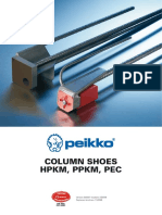 02 PEIKKO Column Shoes