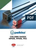 02 PEIKKO Column Shoes