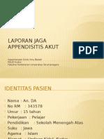 LAPORAN JAGA APP Akut.pptx