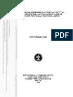 Identifikasi Karakteristik dan Pemetaan Tutupan Lahan Menggunakan Citra Landsat 8 (OLI) di Kabupaten Pesawaran, Provinsi Lampung..pdf