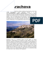 Arachova - Greece