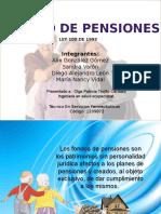 Salud Ocupacional Pensiones