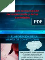 Exposixion Derecho Mercantil
