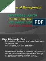 1. Evolution of Management Science