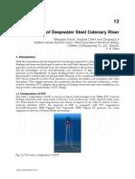 Steel Catenary Risers
