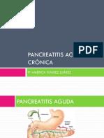 Prancreatitis a y C