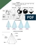 Descripcipon de Cuerpos Geometricos