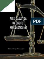 2014 Acesso à Justiça Um Direito e Seus Obstáculos