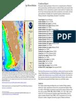 NOAA's Gulf of Mexico Harmful Algal Bloom Bulletin