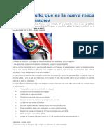 El País Oculto Que Es La Nueva Meca de Los Inversores