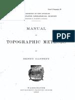 Report topography